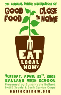 eat local poster - photo #20