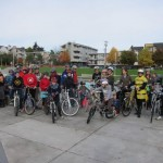 April 2013 Earth Day Green Ride