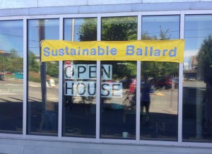 Sustainable Ballard Community Open House @ Ballard Public Library | Seattle | Washington | United States