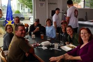 Ballard Social @ Portalis Wine Shop + Bar | Seattle | Washington | United States