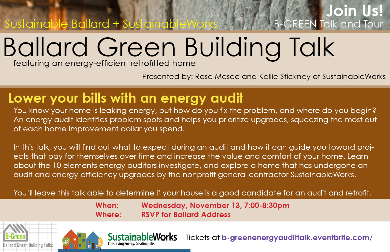 SustainableWorks Invite
