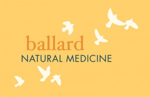 Ballard Natural Medicine Logo