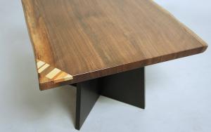 Slab Art Side Table
