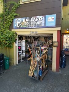 Ballard Tool Library Garage Sale @ Ballard Tool Library | Seattle | Washington | United States